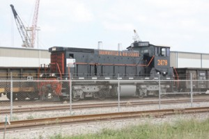Denver-based OmniTRAX has reached a management agreement with the Brownsville & Rio Grande International Railroad. - Tim Blackwell/Cowcatcher Magazine
