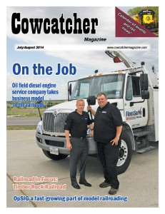 Cowcatcher July-Aug 2014 Cover