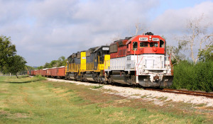 The Austin Western Railroad was featured in the May/June 2014 issue of Cowcatcher Magazine. - Courtesy J.R. Leal