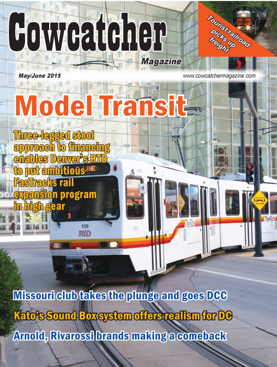 Cowcatcher May-June 2015 Cover