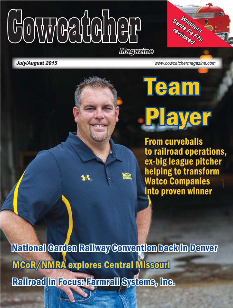 Cowcatcher July-Aug 2015 Cover