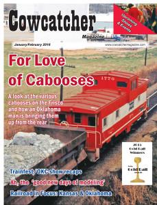 Cowcatcher Jan-Feb 2016 Cover