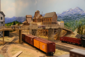 Convention layout tours are an opportunity to see model railroads like the author's Colorado Southwestern.