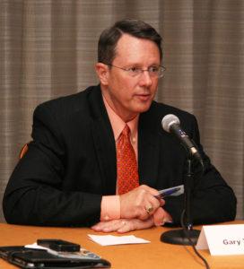 DART CEO Gary Thomas